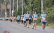 นักวิ่งคึกคักลุย  Active Run 2016 ที่ปากน้ำปราณ
