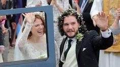 คิต ฮาร์ริงตัน – โรส เลสลี คู่ขวัญ Game of Thrones เข้าพิธีวิวาห์เรียบร้อยแล้ว!!