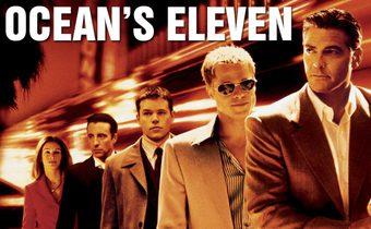 Ocean's Eleven 11 คนเหนือเมฆ ปล้นลอกคราบเมือง
