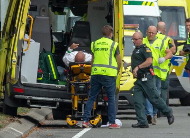คืบหน้ากราดยิงนิวซีแลนด์ ดับอย่างน้อย 49 ศพ พบคาร์บอมบ์ ไลฟ์สดขณะก่อเหตุ