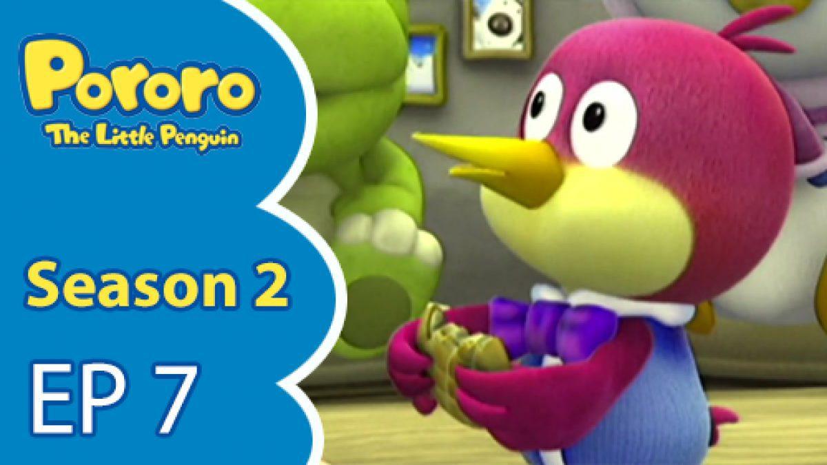 Pororo the Little Penguin Season 2 ตอนที่ 7