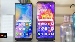 ชนะ Apple อีกรอบ! Huawei แชมป์ผลิตสมาร์ทโฟนจอมีรอยแหว่งมากที่สุดในโลก