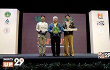 กรมส่งเสริมวัฒนธรรม จับมือ โมโน เทคโนโลยี จัดโครงการส่งเสริมอัตลักษณ์ความเป็นไทย
