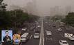 พายุทรายพัดถล่มพื้นที่ทางตอนเหนือของจีน