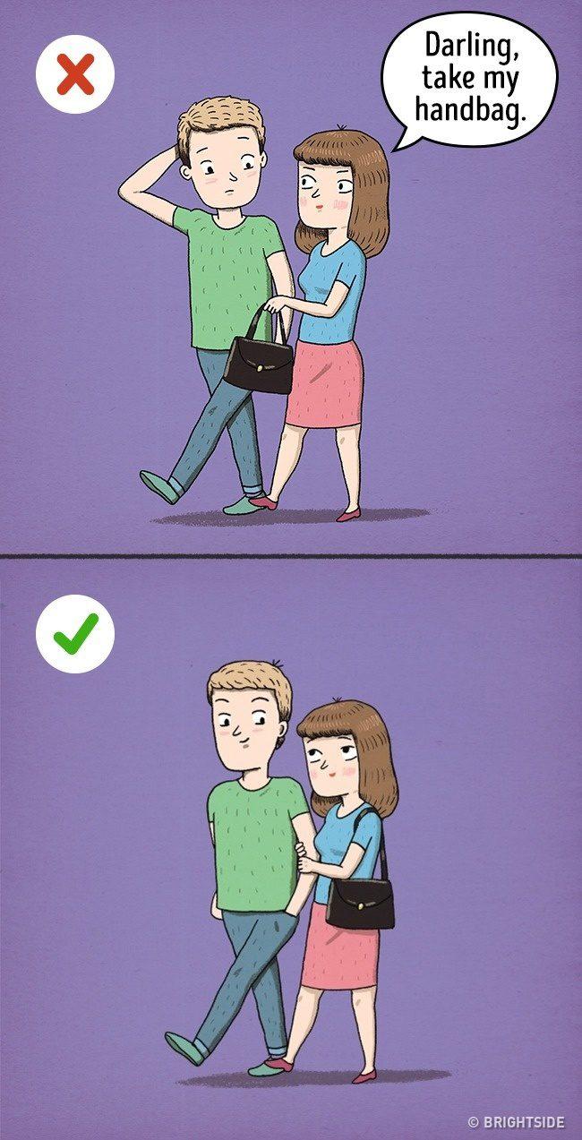 9 กฏเหล็กของคู่รัก