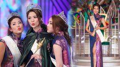 สาวฮ่องกง คว้ามงกุฎ มิสไชนีสฯ 2019 เทวี เข้ารอบท็อป 10 พ่วงนางงามมิตรภาพ