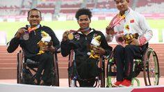 รวมผลงาน พาราทีมชาติไทย ศึก เอเชียนพาราเกมส์ 2018 วันที่ 11 ต.ค. 61