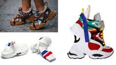 จินตนาการสุดล้ำ!! แฟชั่นรองเท้า สุดแปลก 7 แบบ สร้างเทรนด์ชวนทึ่งหรืออึ้งแห่งปี 2018
