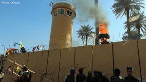 เหตุโจมตีใกล้สนามบินแบกแดด สังหารผู้นำกองกำลังกึ่งทหารอิรัก-ผู้บัญชาการอิหร่าน