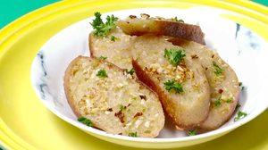 สูตร ขนมปังกระเทียม กินเล่นกินเพลิน