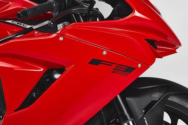 MV Agusta F3 800 Rosso