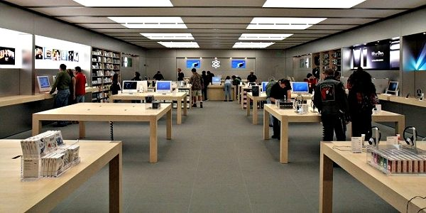 U.S. Patent apple store