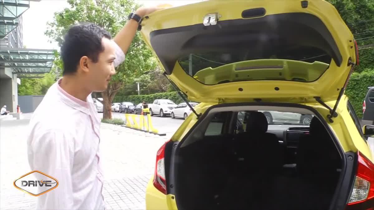 [Test Drive] 2014 Honda Jazz SV+ 1.5L ดีไซน์ล้ำ ตอกย้ำภาพผู้นำตลาดแฮทแบ็ค