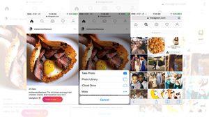 Instagram เปิดฟีเจอร์ให้อัพรูปผ่านหน้าเว็บบนมือถือได้แล้ว!