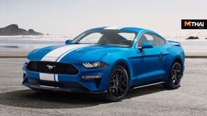 มีความเป็นไปได้สูง ในอนาคตเราจะได้เห็น Ford Mustang เวอร์ชั่น 4ประตู