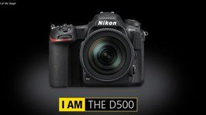 เปิดตัว Nikon D500 ตัวท็อปในระดับ APS-C พร้อมตัวอย่างภาพจากกล้อง!