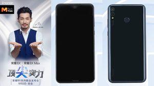 เผยวันเปิดตัวและสเปค Honor 8X และ 8X Max สมาร์ทโฟนจอยักษ์ 7.12 นิ้ว