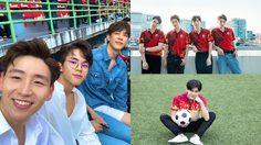 จัดเต็มความหล่อแบบจุก ๆ หนุ่มหล่อ #TUSexyboy ฟุตบอลประเพณีฯ ครั้งที่73