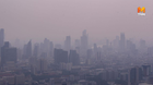 PM 2.5 พุ่งสูงขึ้น เกือบทั่วประเทศอยู่ในระดับสีส้ม-แดง
