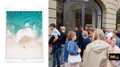 เกิดเหตุแบตเตอรี่ iPad ลุกไหม้ จนต้องย้ายคนออกจาก Apple Store