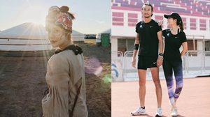 พิสูจน์รัก 7 ปี ก้อย รัชวิน อยู่ด้วยทุกโมเม้นต์ วิ่งเคียงข้าง ก้าวไปกับ ตูน บอดี้สแลม