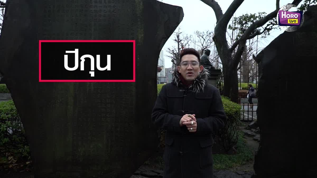 ฮวงจุ้ย คนเกิดนักษัตร กุน เดือนมีนาคม 2562