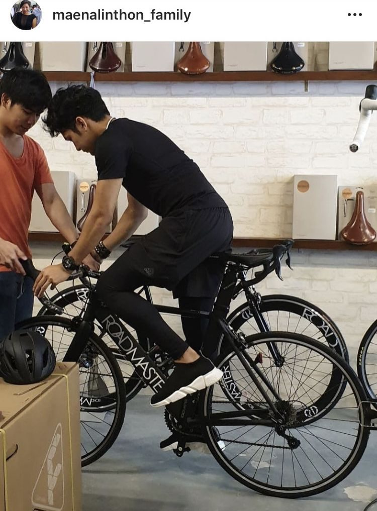 ฟิลลิปส์ เดอะเฟส ลองจักรยานที่ โตโน่ จะซื้อให้