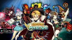 Monster Avenue เกมการ์ดผจญภัยในรูปแบบบอร์ดเกม เปิดให้บริการแล้ว!