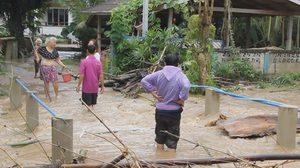 ฝนถล่ม! พะเยาอ่วมท่วม 200 หลังคาเรือน-ผู้ว่าฯสั่งเฝ้าระวัง