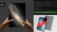 iPad Pro 2018 ยังมีอยู่!! หลังข้อมูลหลุดผ่านโค้ด iOS 12.1 เบต้า