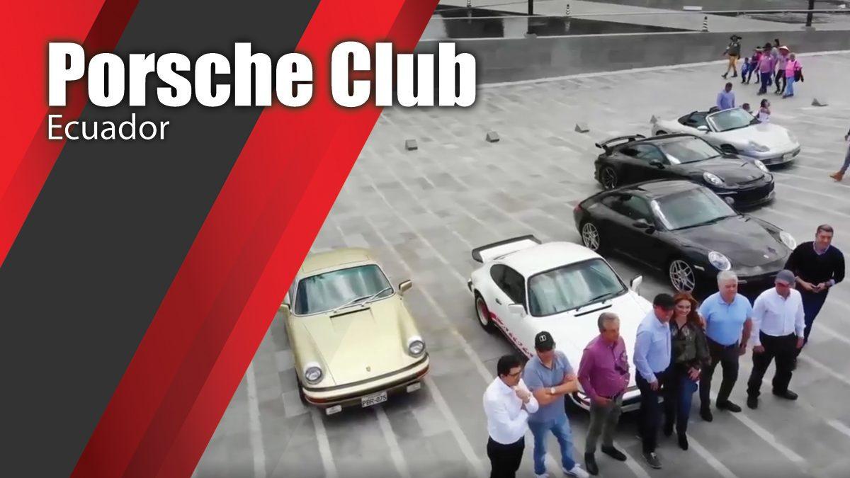 Porsche Club Ecuador