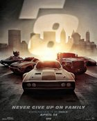 The Fate of the Furious เร็ว…แรงทะลุนรก 8