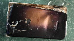 เละ!! iPhone 7 Plus เกิดการระเบิดขึ้นระหว่างทำการขนส่ง