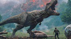 ภาคสองยังไม่ทันเข้าฉาย หนัง Jurassic World ประกาศวันฉายภาคต่อที่สามแล้ว