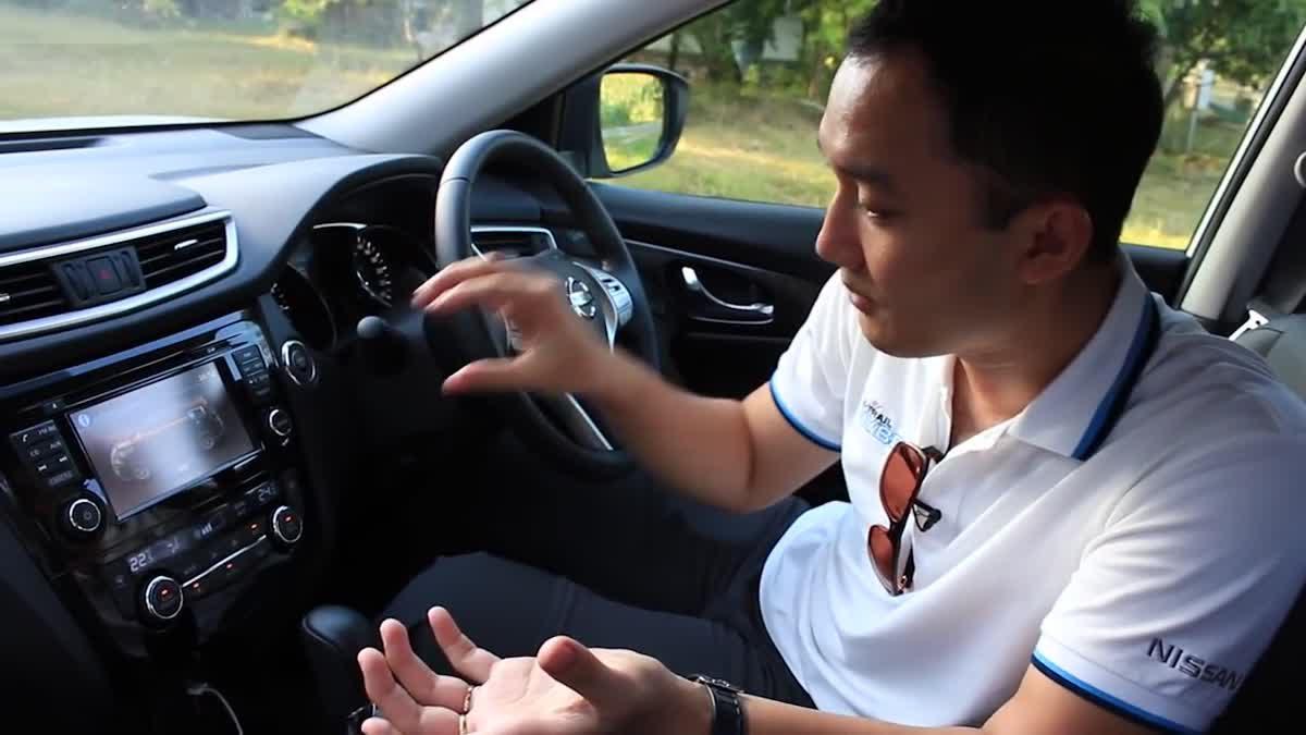 [Test Drive] Nissan X-Trail Hybrid รถไฮบริดดีไซน์เฉียบ ประหยัด แรงหายห่วง
