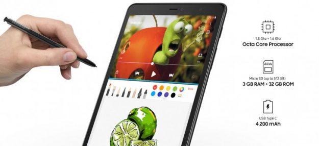 เปิดตัว Samsung Galaxy Tab A 8.0 (2019) แท็บเล็ตมีปากกา S-Pen หน้าจอ 8 นิ้ว
