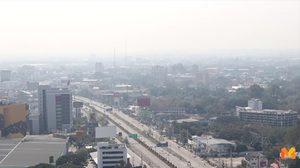 เตรียมทำฝนเทียม แก้ปัญหาฝุ่นละออง PM2.5 ภาคเหนือ