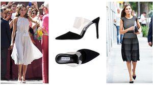ไอเทมนี้ต้องมีซ้ำ!! รองเท้าส้นสูง แบรนด์ไหนที่ใส่ดีจน ราชินีแห่งสเปน ยังทรงโปรด