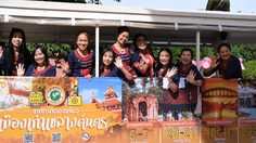 """""""เทศกาลท่องเที่ยวเมืองเก่าเขลางค์นคร"""" นั่งรถราง ชมเมืองเก่า ฟังเรื่องเล่าร้อยปี"""