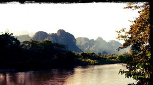 วังเวียง กุ้ยหลินแห่งเมืองลาว