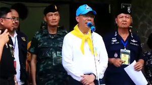 ผู้ว่าฯ เชียงราย แจงปมดรามา ส.น้ำบาดาลไทย ถูกกันไม่ให้เข้าถ้ำหลวง