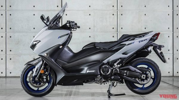 Yamaha TMAX560 & TMAX Tech MAX