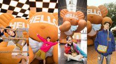 เต – นิว – โบว์ – กลัฟ ส่งต่อความน่ารัก Gucci Bear Balloon คอลเลคชั่น KAI x Gucci