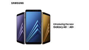 Samsung เปิดตัว Galaxy A8 และ A8 Plus 2018 จอไร้กรอบมาพร้อมกล้องหน้าคู่!!