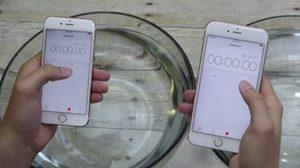 ทดสอบ หากนำ iPhone 6s และ 6s Plus แช่น้ำ 1 ชม. เครื่องจะพังมั้ย?