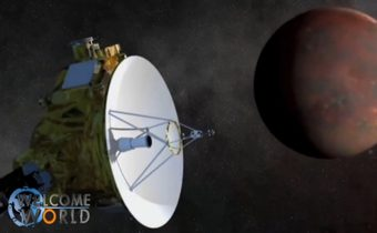 NASA ส่งยานอวกาศไปยังดาวพลูโตสำเร็จ