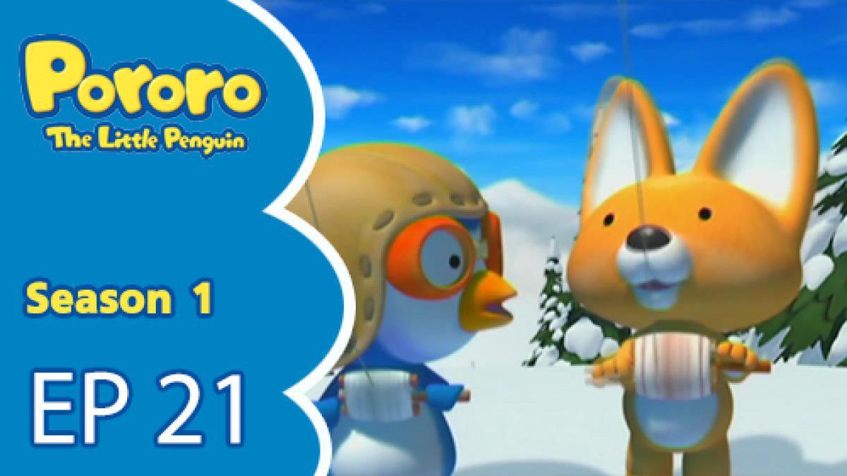Pororo the Little Penguin Season 1 ตอนที่ 21