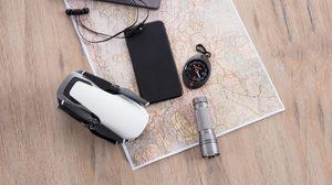 DJI Mavic Air กล้องโดรนรุ่นล่าสุด เล็กลง แต่ฉลาดขึ้น ขนาดเท่าสมาร์ทโฟน