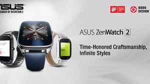 ASUS ZenWatch 2 สมาร์ทวอทช์ดีไซน์คลาสสิค อัดแน่นเทคโนโลยี