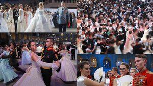 ภาพบรรยากาศงานเลี้ยงประจำปีของ นักเรียนนายร้อย รัสเซีย ยิ่งใหญ่สมคำร่ำลือ